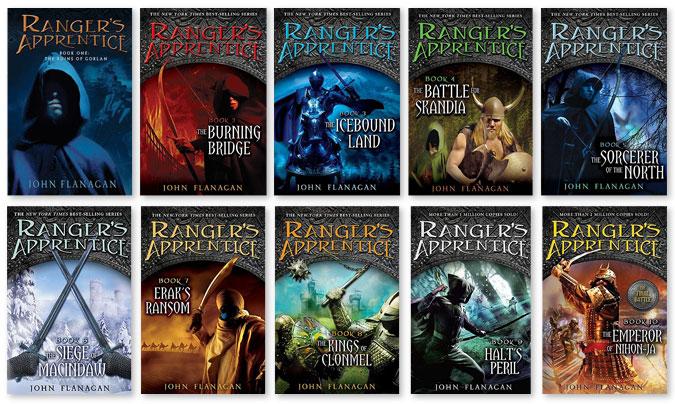ranger's apprentice – the book buyer